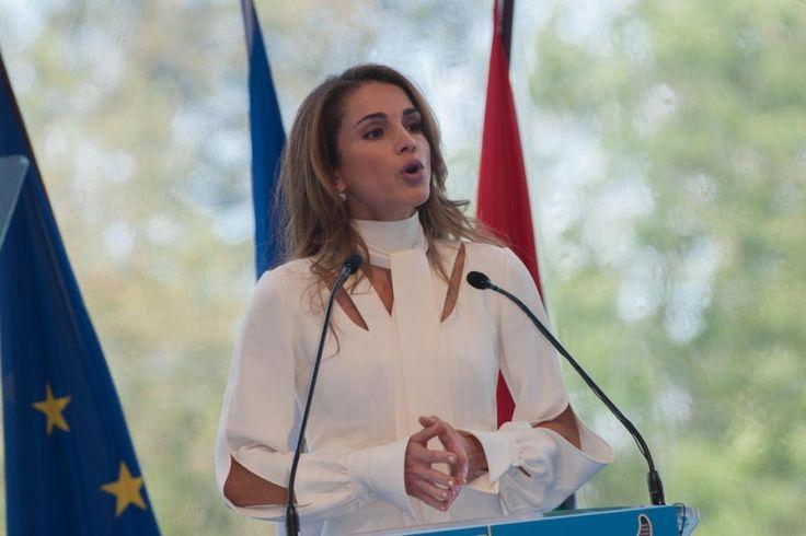 Regina #Rania: non c'è nulla di islamico nei terroristi