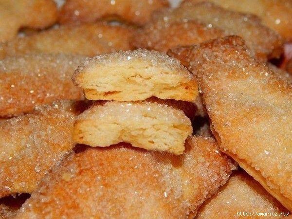 Быстрое Печенье на Пиве