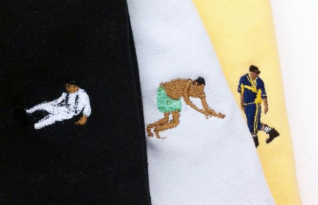 Jay Z and Miguel's Recent Fail Memes Come to Life on Polos by Joseph Evans