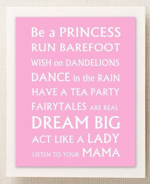 Princess Girl Quotes: 17 Best Images About Daughter Quotes On Pinterest