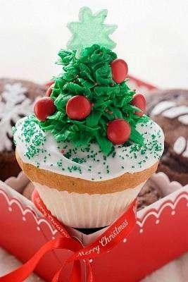 Cupcake Cuties is a fantastic board! - Albero dolce