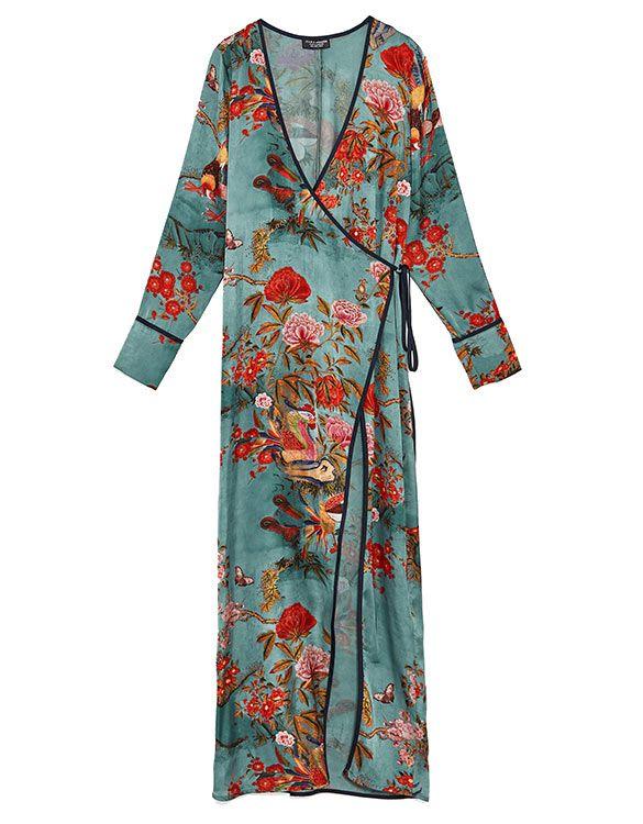 Zara. Precioso  diseño de tela, a precio low-cost.