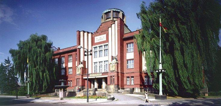Jan Kotěra // Museum in Hradec Králové