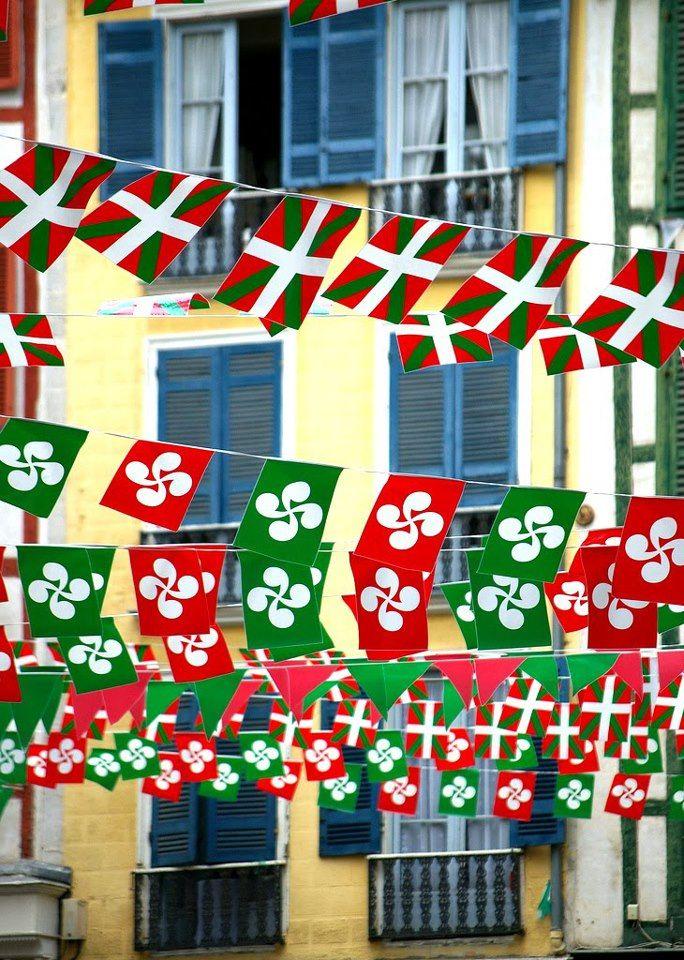 Couleurs Pays Basque
