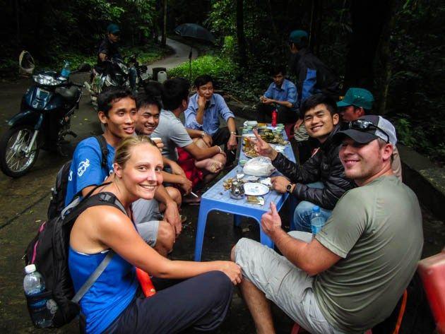 RTW Recap Vietnam Cuc Phuong http://www.divergenttravelers.com/rtw-recap-3-weeks-vietnam/ #rtw #recap #vietnam #mustsee #mustread #2014bestblog #2015bestblog #bestblogphotos #divergenttravelers #divergenttraveler #cucphuong #nationalpark