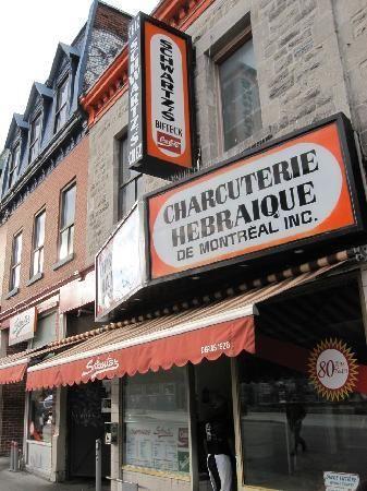 Schwartzs - best montreal smoked meat