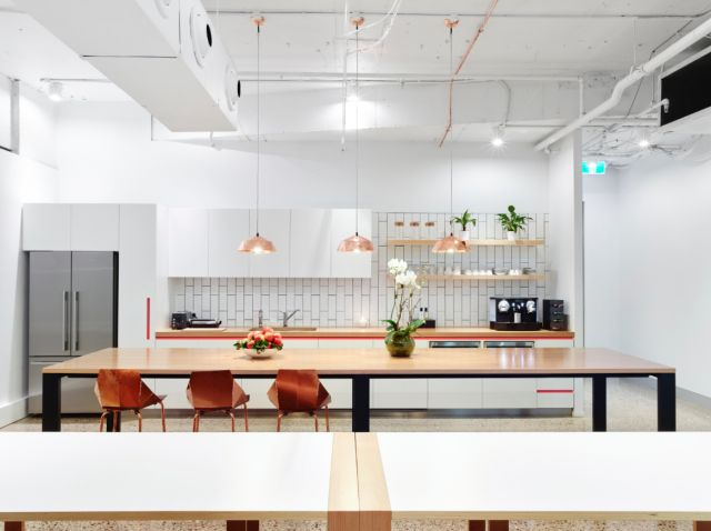 Beautiful, bright and bold Brisbane coworking space