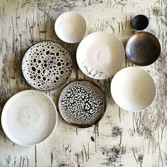 Color e ou naturelle irr guli re ou parfaitement ronde la poterie s 39 hab - Country corner vaisselle ...