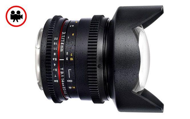 Samyang 14mm T3.1 Ultra Geniş Açı Sinema Serisi Objektif | filmekipmanlari.com  Rezervasyon & Bilgi için: 0533 548 70 01 info@filmekipmanlari.com http://filmekipmanlari.com/kiralik-samyang-14mm-t3-1-lens/