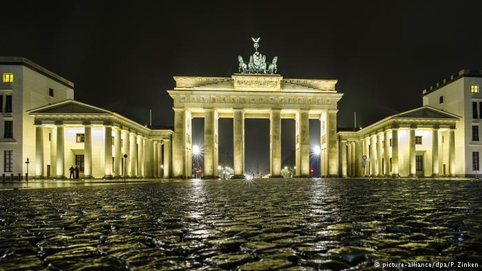 Platz 5: Brandenburger Tor