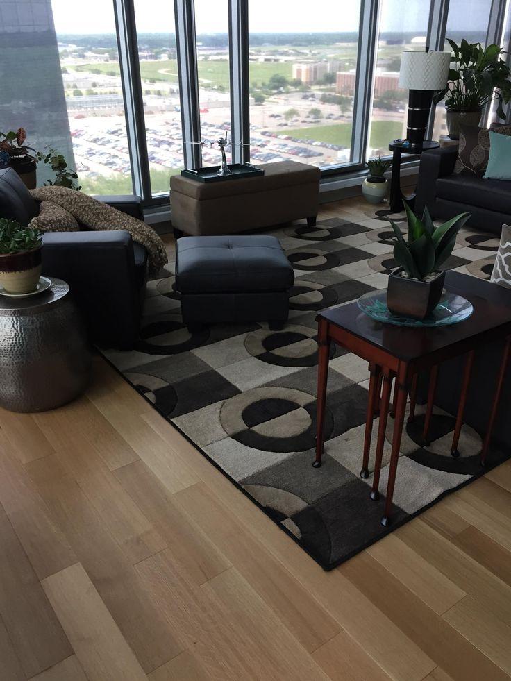 Light hardwood floors custom tile and floor