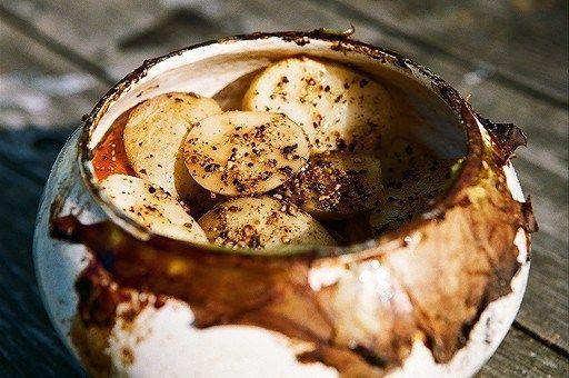 Картошка по-пастушьи по старопольскому рецепту рецепт – основные блюда. «Афиша-Еда»