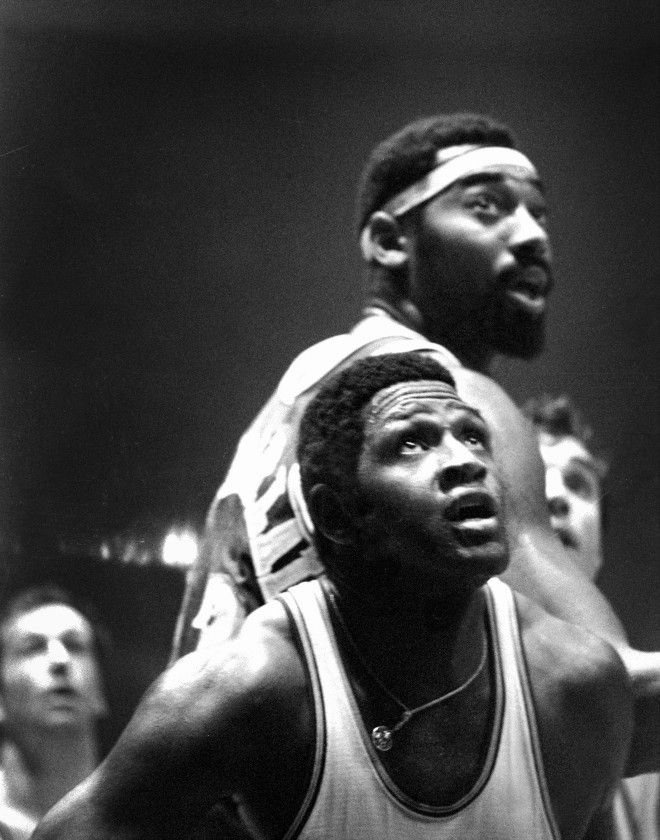 Willis Reed vs Wilt Chamberlain 1970