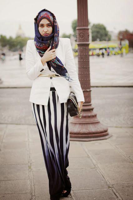 Dian Pelangi Muslimah fashion inspiration