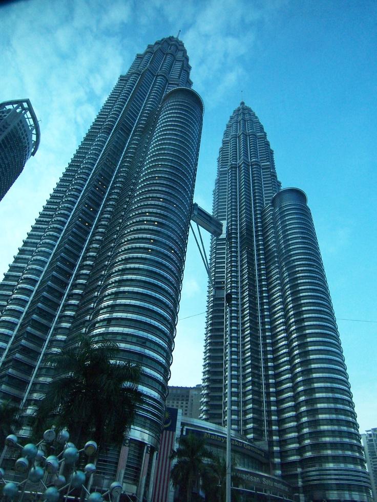 Petronas Tower. Malaysia.