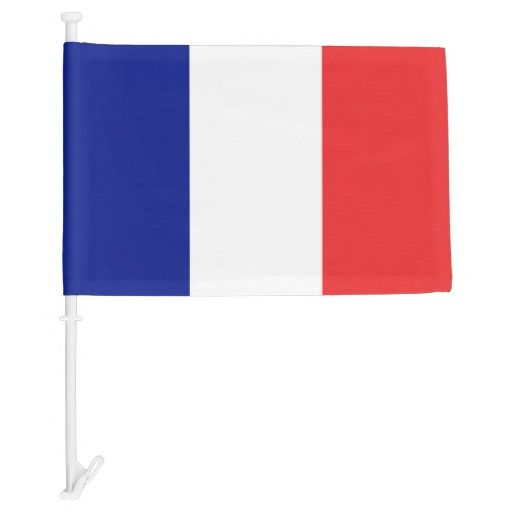 France flag French tricolore