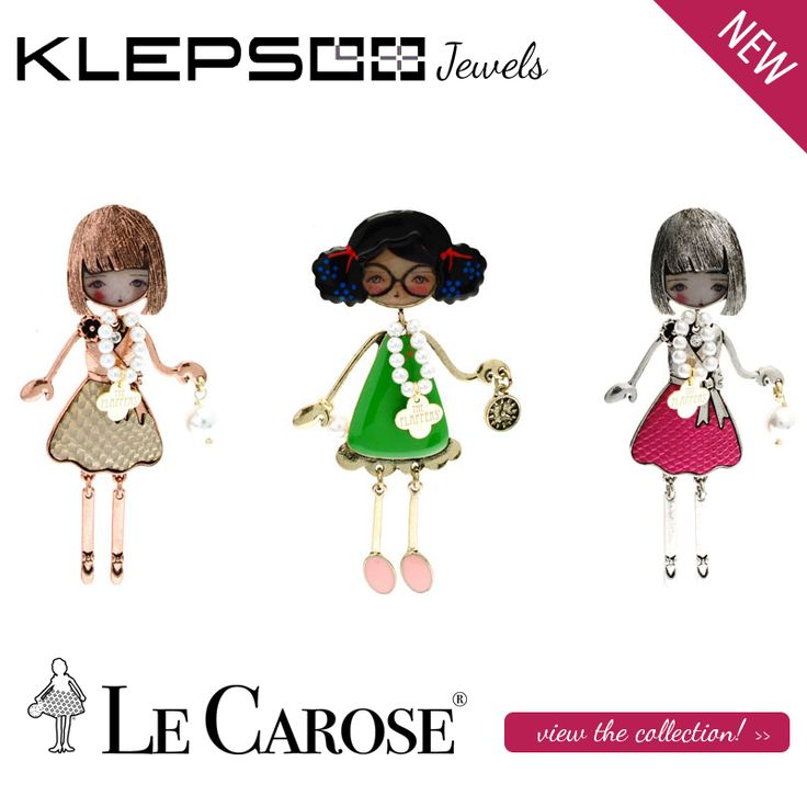 Le Carose. The creations are various, made with attention and high quality. Made in Italy.