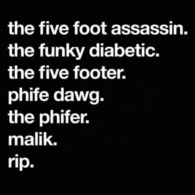 """MP3: @IStillLoveHER Presents """"The Five Footer – A Tribute To Phife Dawg"""" #RIPPhife"""