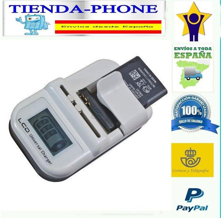 Cargador Externo para bateria Samsung I9300 / I9400 Galaxy S3, S4 / SIII, USB
