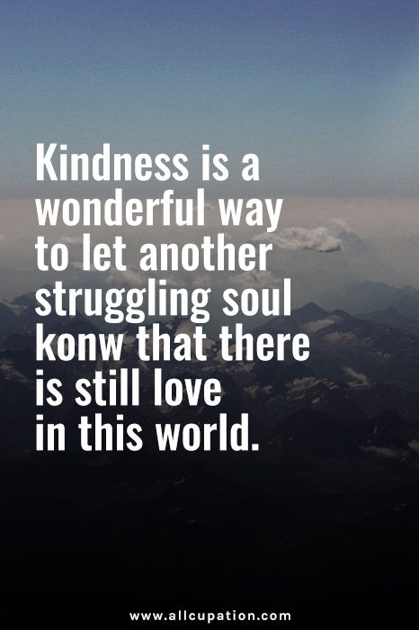 It's all about gentle kindness and love!  ❤️