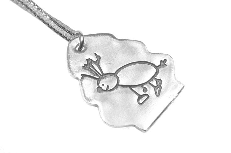 Mini Master xmas tree shape decoration from Smallprint. www.smallprint.co.za