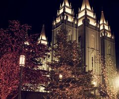 Templo de Salt Lake City..