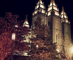 Templo de Salt Lake City..