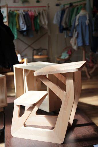 """Bureau """"Petit meuble"""" by Jean Philippe Briquet"""