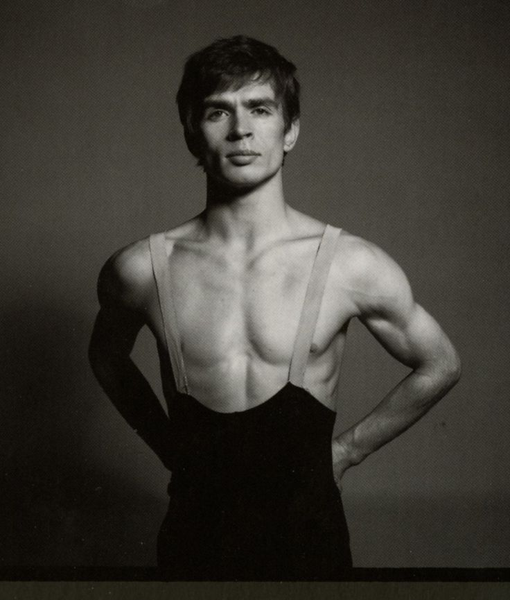 Pure talent Rudolf_Chametovi_Nureyev_