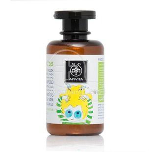 APIVITA - SCHOOL KIDS Αντιφθειρικό Σαμπουάν με neem oil & αιθέρια έλαια - 250ml