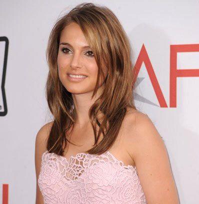 natalie portman hairstyles | Natalie Portman Step Cut Hairstyle