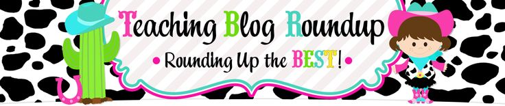 Teaching Blog Round Up: a new collaborative blog for elementary teachers! Freebies, Tips, Tricks, and Other Ideas! Make sure to check it out!!