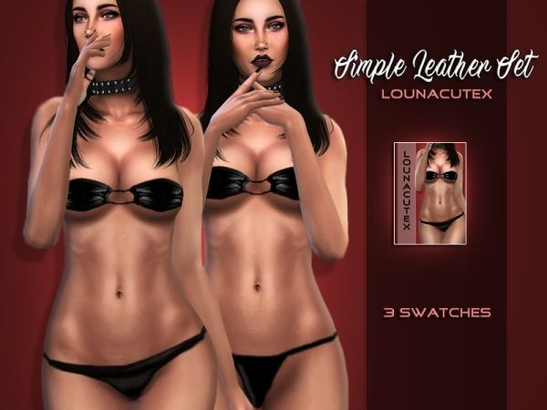 CutexClick String More Name By Louna On Sexy See And Bikini Her 4L35RjA