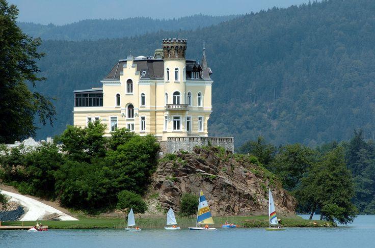 Schloss Maria Wörth Aut
