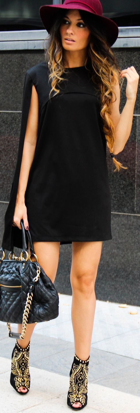 I want pretty: LOOK- Vogue Fashion's Night Out- Cool Outfits !