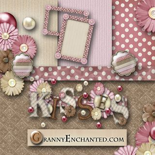 """Free Valentines 2 Digi Scrapbook Kit ✿ Join 8,000 others. Follow the Free Digital Scrapbook board for daily freebies. Visit GrannyEnchanted.Com for thousands of digital scrapbook freebies. ✿ """"Free Digital Scrapbook Board"""" URL: https://www.pinterest.com/sherylcsjohnson/free-digital-scrapbook/"""