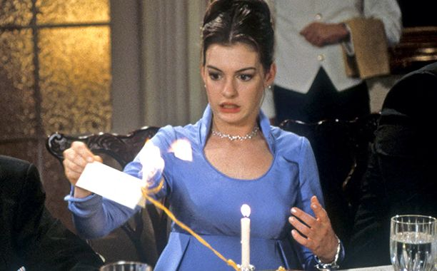"[ew_brightcove videoid=""4801934683001"" pushTop autoPlay]  Anne Hathaway may soon be returning to Genovia.  Princess Diaries director Garry Marshall told PEOPLE that both he and Princess Mia Thermopolis herself (a.k.a. Hathaway) are planning to make a third movie in the series."