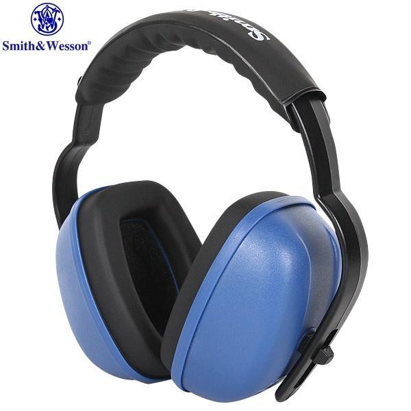 Smith スミス&ウェッソン Suppressor Ear Muffs防音イヤーマフ(防音ヘッドホン)