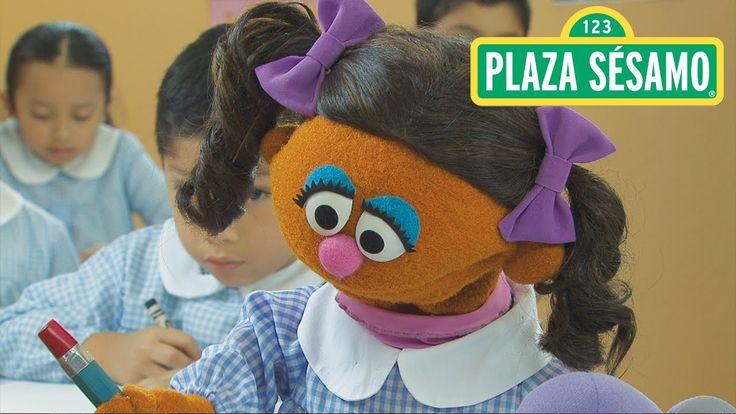 Plaza Sésamo: Gaby y su primer día de clases