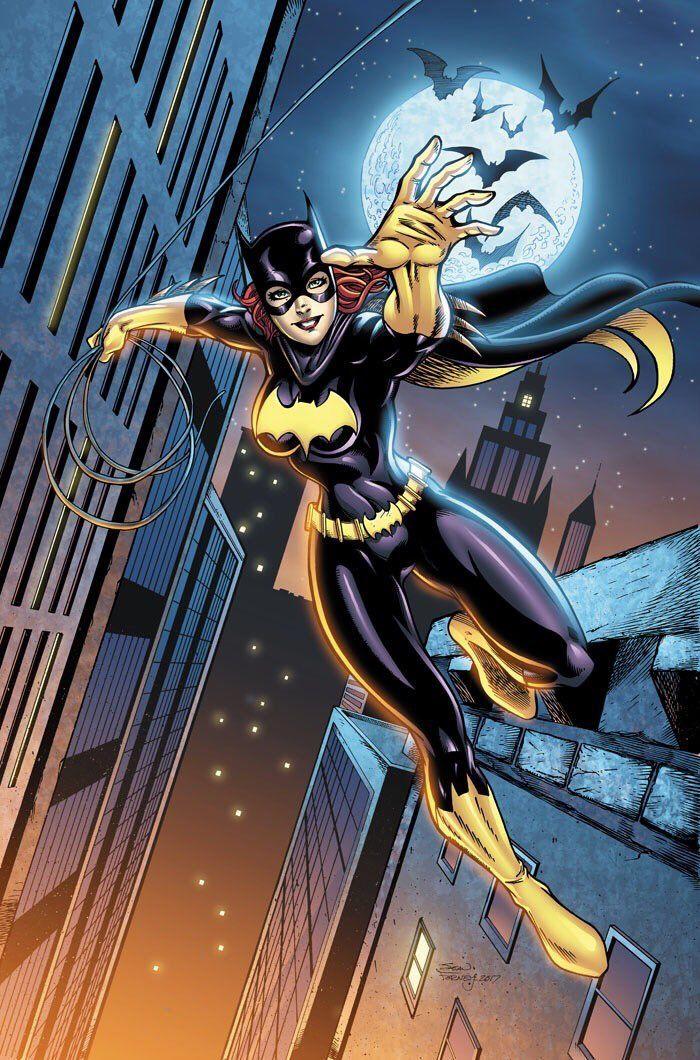 Batgirl - Sean Forney