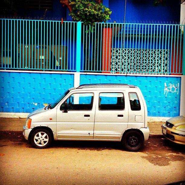 Chevrolet (Suzuki) Wagon R+, en Chacao