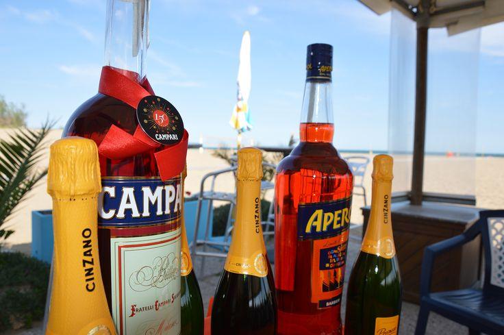 Spritz Time, Blue Beach Bar