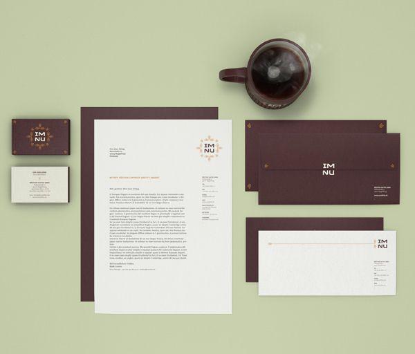 im nu | Corporate Identity Study on Behance