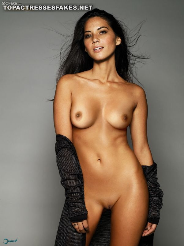 Naked olivia munn nude that