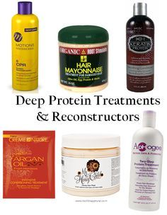 When to add a protein treatment to your hair care regimen.