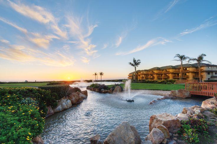 Seascape Beach Resort AAA 4 Diamond Hotel Accommodation that offers luxurious 1 and 2 bedroom Villas, Studio Suites, Condominium Style Ocean Front property on Aptos Beach in Santa Cruz County....