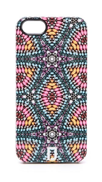 Need a new Iphone 4S case but all the good ones are for 5!  Ideas? DANNIJO Hixon iPhone 5 Case