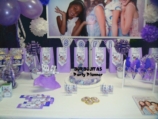 Violetta Birthday Party Ideas | Photo 2 of 21