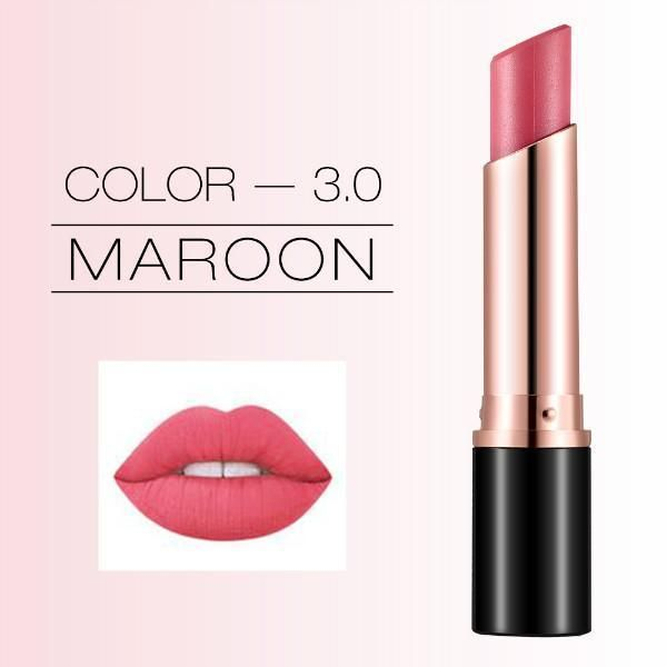 Lipstick Waterproof Kiss Proof Lipstick Matte Rouge Lip Makeup