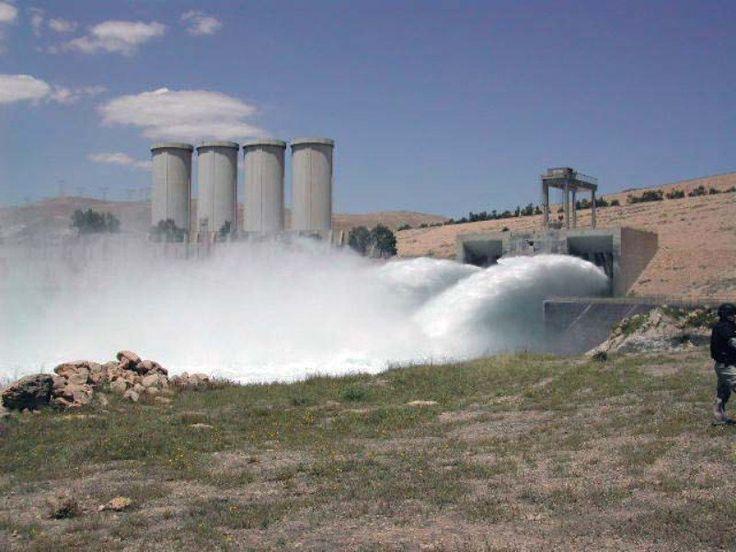 mosul dam | US Sends Experts to Check Mosul Dam | Iraq Business News